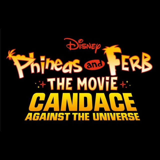 logo phineas ferb movie candace against universe disney +