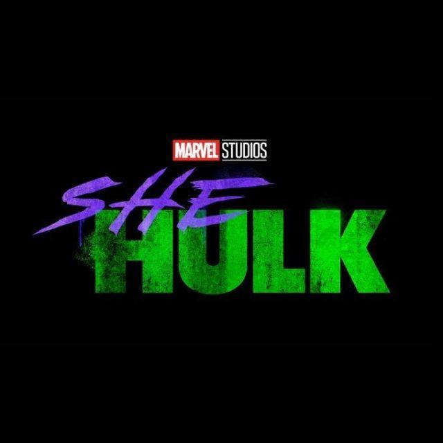 logo she hulk disney+ marvel