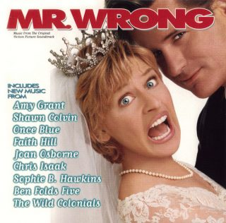 bande originale soundtrack ost score mr wrong disney touchstone