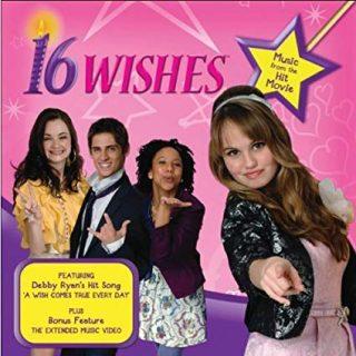 bande originale soundtrack ost score 16 voeux wishes disney channel