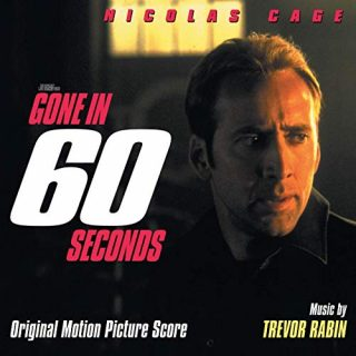 bande originale soundtrack ost score 60 secondes chrono gone disney touchstone