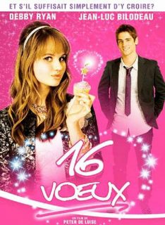 Affiche Poster 16 voeux wishes disney channel