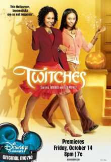 Affiche Poster amour soeurcieres twitches disney channel