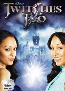 Affiche Poster amours soeurcières 2 twitches too disney channel