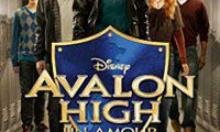Affiche Poster avalon high amour legendaire disney channel