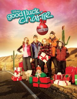 Affiche Poster bonne chance charlie good luck christmas disney channel