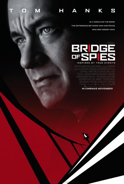 Affiche Poster pont espions bridge spies disney touchstone