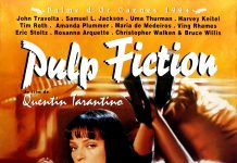 Affiche Poster pulp fiction disney miramax