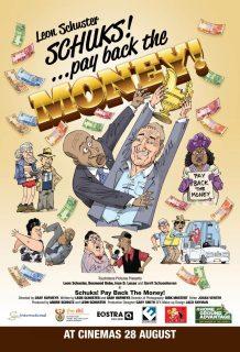 Affiche Poster shucks pay back money disney touchstone