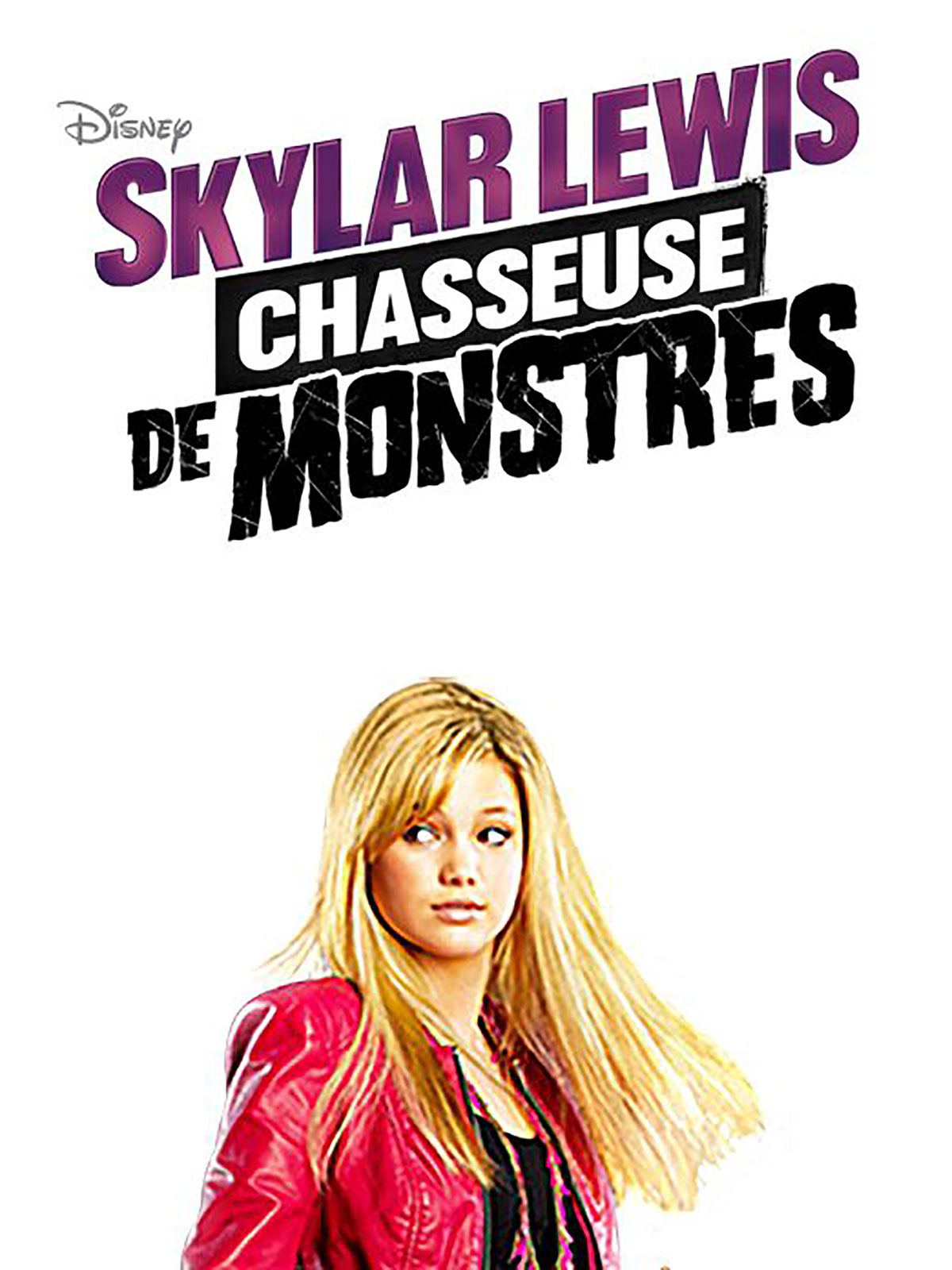 Affiche Poster skylar lewis girl monster disney channel