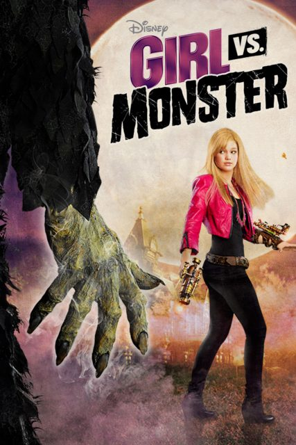 Affiche Poster skylar lewis girl monster disney channel