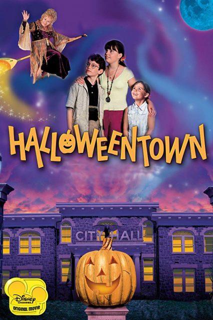 Affiche Poster sorcieres halloween halloweentown disney channel