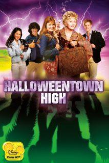 Affiche Poster sorcieres halloween 3 halloweentown high disney