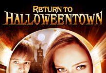 Affiche Poster sorcieres halloween return halloweentown disney channel