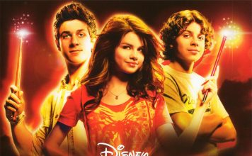 Affiche Poster sorciers wizards waverly place film movie disney channel