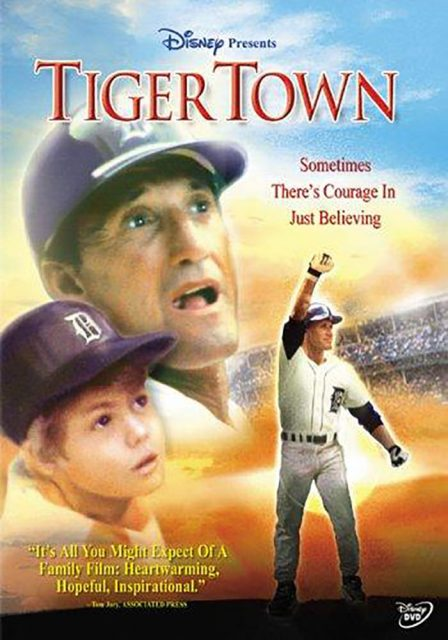 Affiche Poster tiger town tigres disney channel