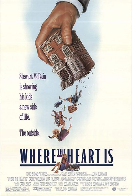 Affiche Poster tout pour réussir where heart disney touchstone