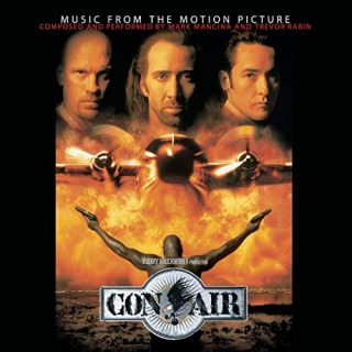 bande originale soundtrack score ost ailes enfer con air disney touchstone