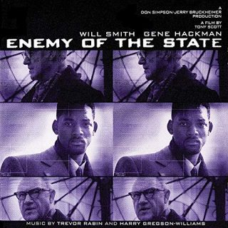bande originale soundtrack ost score ennemi enemy état state disney touchstone