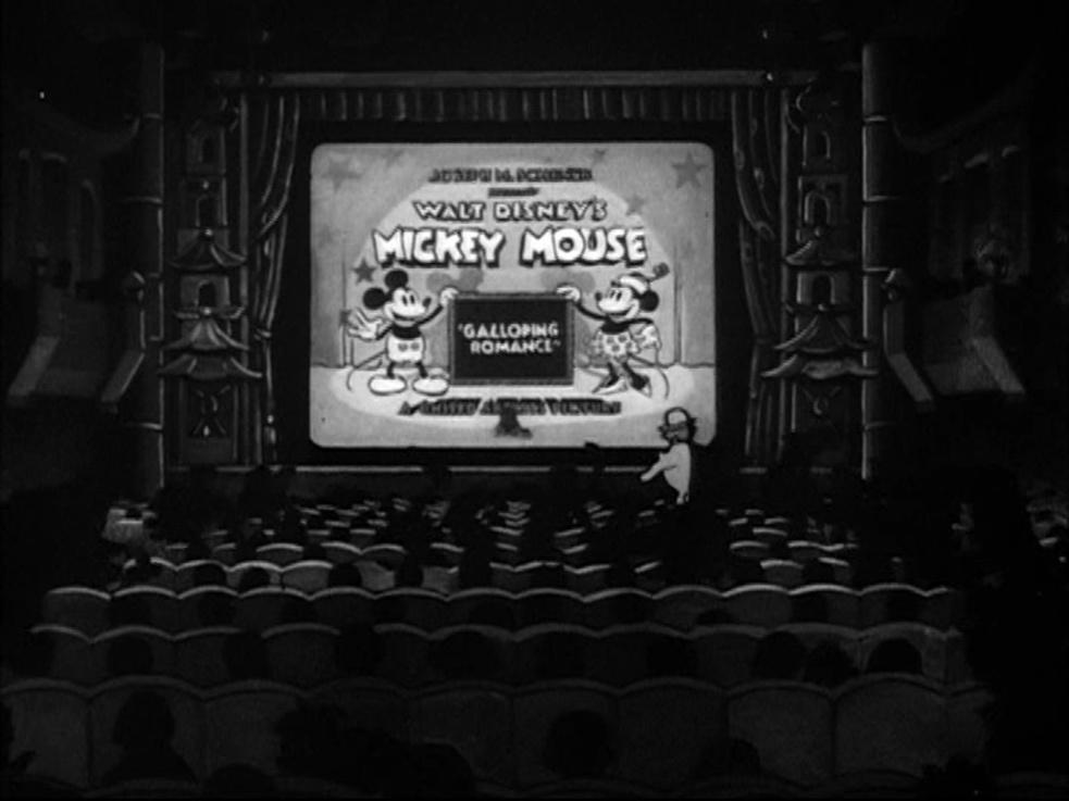 Image mickey gala premier disney