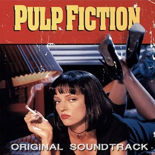 bande originale soundtrack ost score pulp fiction disney miramax