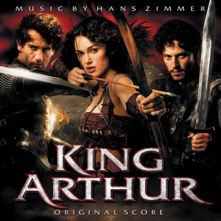 bande originale soundtrack ost score roi king arthur disney touchstone