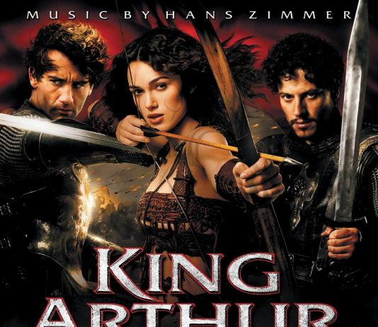 bande originale soundtrack ost score roi king arthur disney touchstone