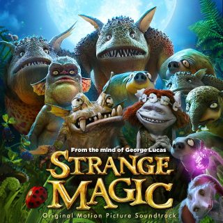 bande originale soundtrack ost score strange magic disney touchstone lucasfilm