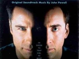 bande originale soundtrack ost score volte face face off disney touchstone
