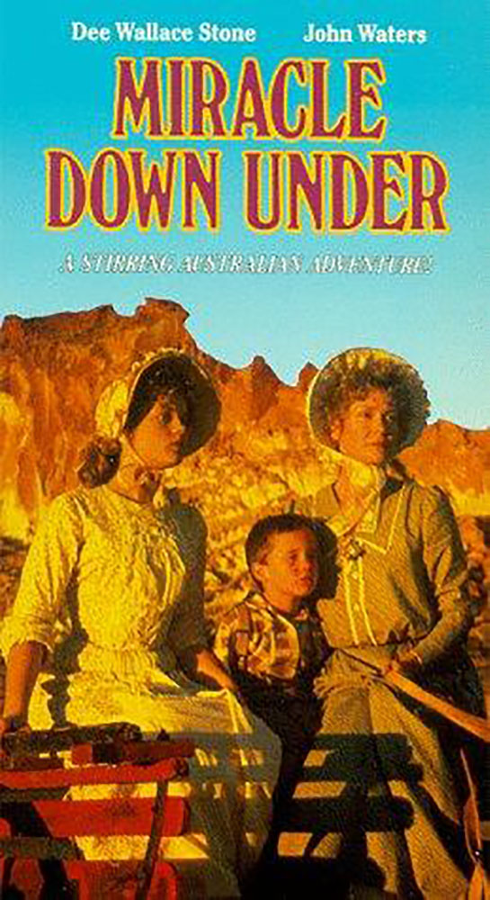Affiche Poster christmas visitor miracle down under bushfire moon disney channel