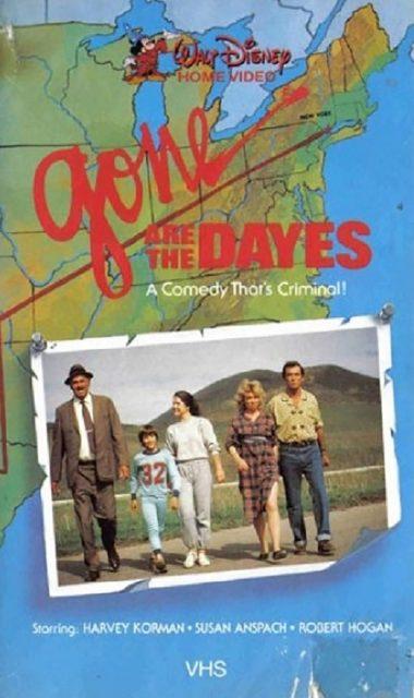 Affiche Poster gone days disney channel