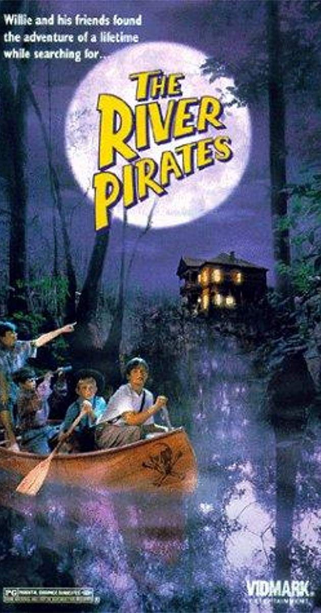 Affiche Poster good old boy delta boyhood river pirate disney channel