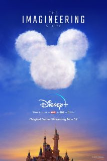 Affiche Poster imagineering story disney+