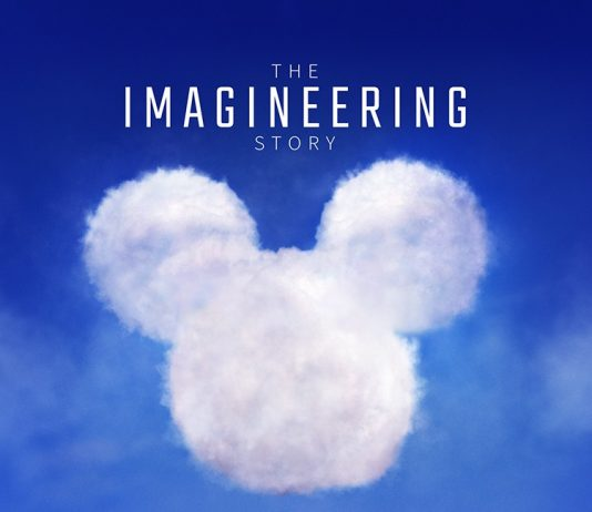 Affiche Poster imagineering story disney +