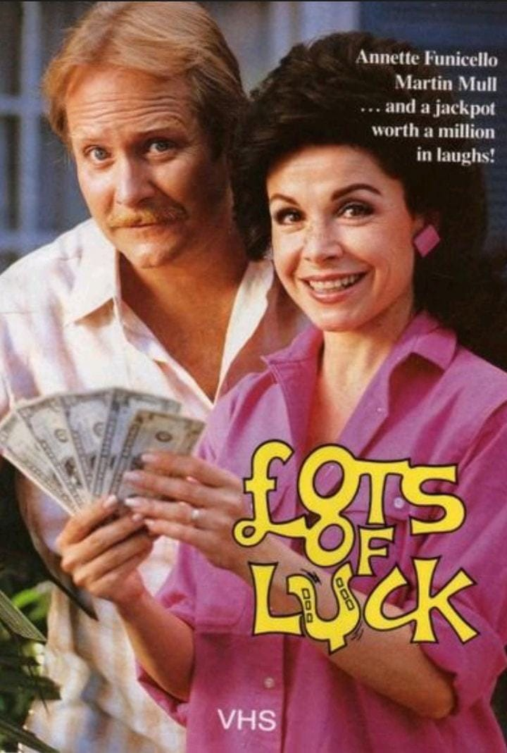 Affiche Poster lots luck disney channel
