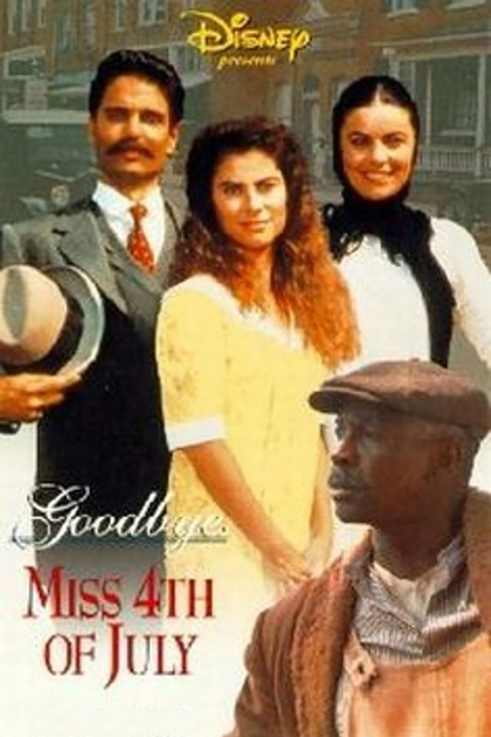 Affiche Poster miss liberte goodbye Miss 4th july disney channel