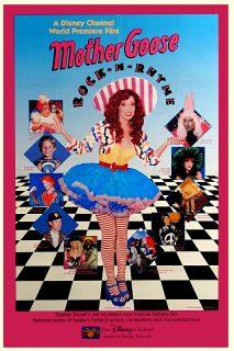 Affiche Poster mother-goose rock rhyme disney channel