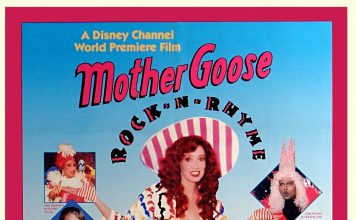 Affiche Poster mother-goose rock rhyme disney channel