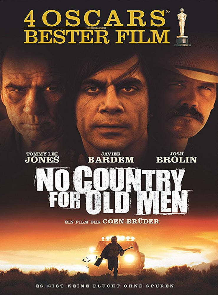 Affiche Poster no country old men disney miramax