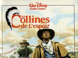 Affiche Poster travers plaines sauvages collines espoir down long hills disney channel