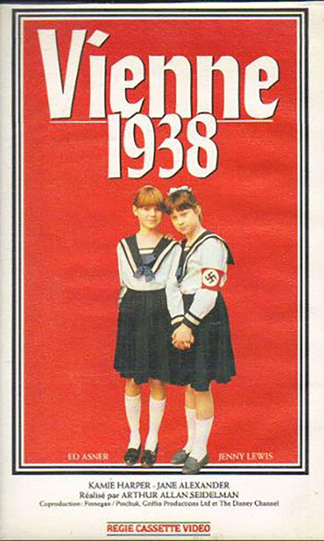 Affiche Poster vienne 1938 friendship vienna disney channel