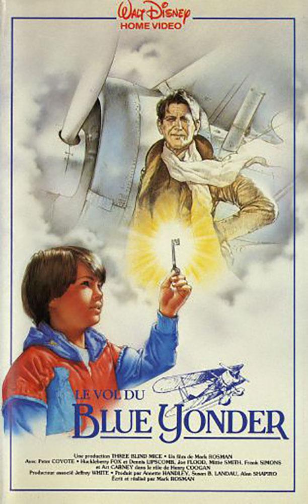 Affiche Poster vol blue yonder disney channel
