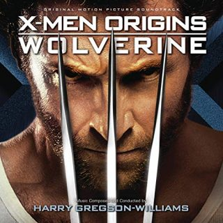 Bande originale soundtrack ost score  x-men origins wolverine disney marvel fox