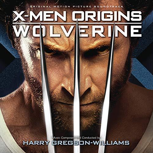 Bande originale soundtrack ost score x-men origins wolverine disney marvel fox
