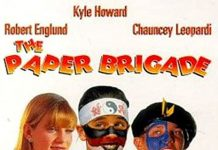 Affiche poster commando herbe gunther paper brigade disney channel