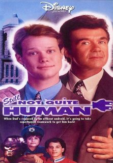 Affiche Poster electronic junior 3 still quite human disney channel