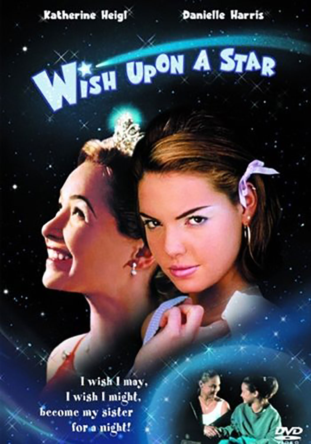 Affiche Poster etoile filante wish upon star disney channel