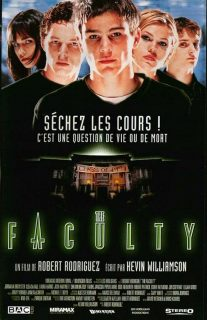 Affiche Poster faculty disney dimension