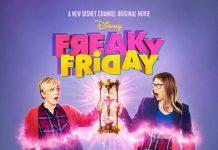 Affiche Freaky Friday Disney Channel Original Movie 2018
