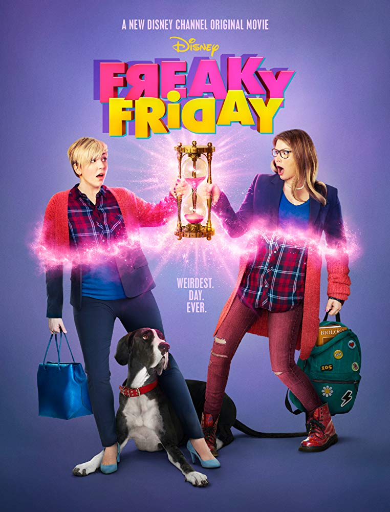 Affiche Freaky Friday Disney Channel Original Movie 2018